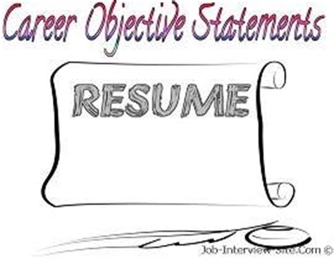 Objective of a supervisor resume